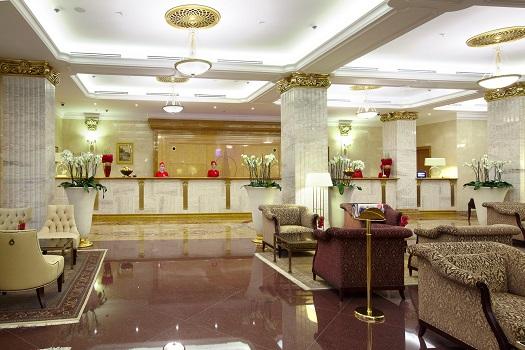 Гостиница Украина, схема