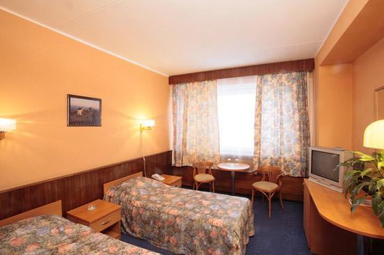 Гостиницы эконом класса в москве